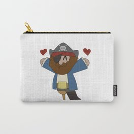 Pirate Love Carry-All Pouch