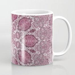 mandala purple Coffee Mug