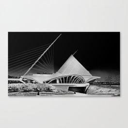 Milwaukee I | C A L A T R A V A | architect | Canvas Print