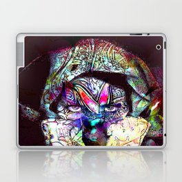 A tattoo, the brand can seem superficial, but it is indelible. Laptop & iPad Skin