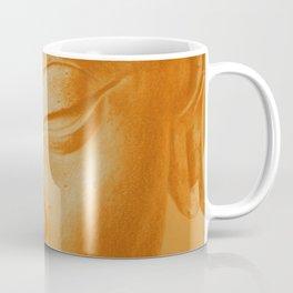 Siddharta Gautama oranje Coffee Mug