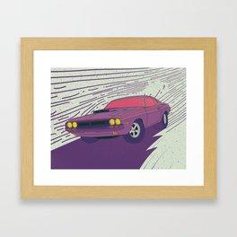 Agent R Framed Art Print
