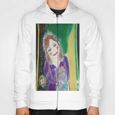 Self Love Portrait for Inner Peace  Hoody