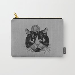 Unusual Friendship  Carry-All Pouch
