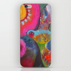Colorful Dreams iPhone & iPod Skin