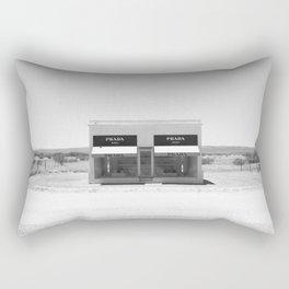 Desert Materialism Rectangular Pillow