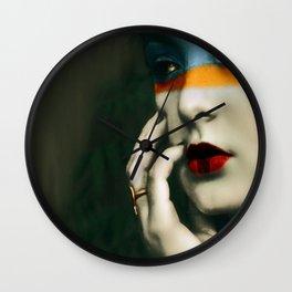 Bohemian flare Wall Clock