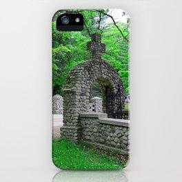 St Ann's Cemetery II iPhone Case