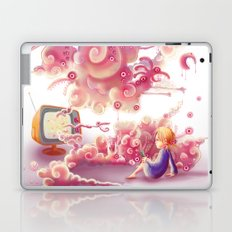 A strange television… Laptop & iPad Skin