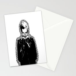 TSRL - Jesse Rutherford from THE NBHD Stationery Cards