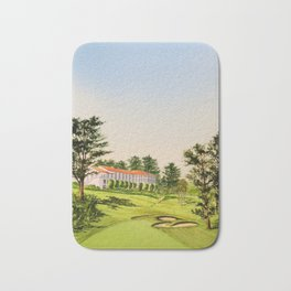 Olympic Golf Club 18th Hole Bath Mat