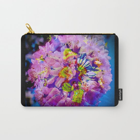 flowers magic Carry-All Pouch