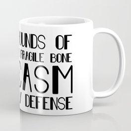 Teen Wolf - Stiles Stilinski - Sarcasm Coffee Mug