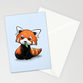 Red Panda or Red Cat-Bear? Stationery Cards