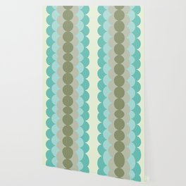 Gradual Oliva Retro Wallpaper