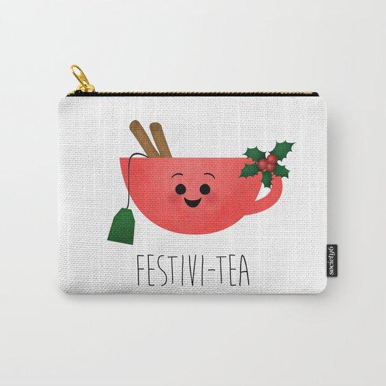Festivi-tea Carry-All Pouch