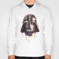 darth Hoodies featuring Darth Vader by beart24