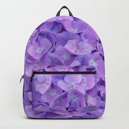 Hydrangea lilac Backpack