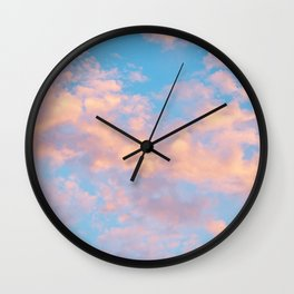Dream Beyond The Sky (no text) Wall Clock