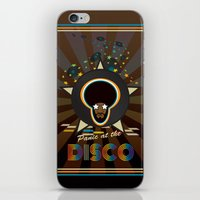 panic at the disco iPhone & iPod Skins featuring Panic at the disco by mangulica