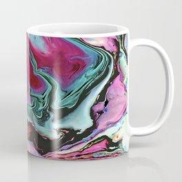Colorful abstract marble Coffee Mug
