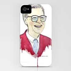 MR. Rogers iPhone (4, 4s) Slim Case