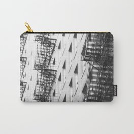 Chicago fire escapes Carry-All Pouch