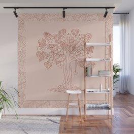 tree of love Wall Mural