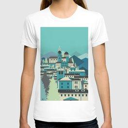 City - Pinerolo T-shirt
