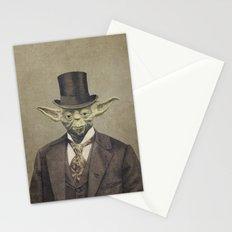 Sir Yodington  - square format Stationery Cards