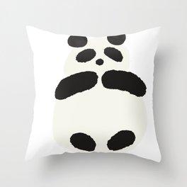 I'm just another Panda! Throw Pillow