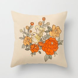 You Make Everything Alright Throw Pillow