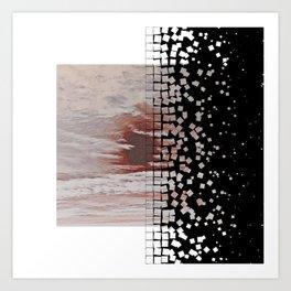 a piece Art Print