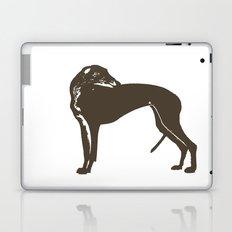 Greyhound Dog Laptop & iPad Skin