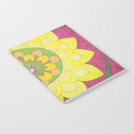 Flower of My Sun Notebook