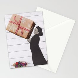 Christmas Present Stationery Cards