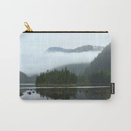 Peaceful Morning on the Lake Carry-All Pouch