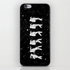 Astronaut Love Moonwalk iPhone & iPod Skin