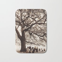 For the love of cemeteries 1 Bath Mat