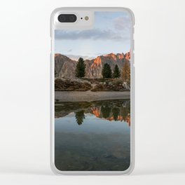 Dolomites 20 - Italy Clear iPhone Case