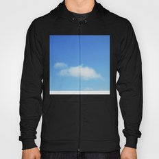 Snow and clouds in Iceland Hoody