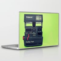 polaroid Laptop & iPad Skins featuring Polaroid by Brieana