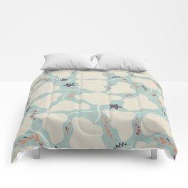 Stingray 002 Comforters