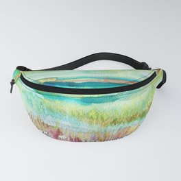Birthday Spaces Fanny Pack