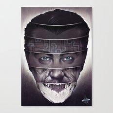 Lost Totem Canvas Print