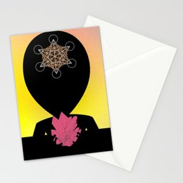 A beautiful gift Stationery Cards