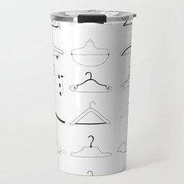 Hangers Travel Mug