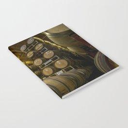 Winery Barrels Notebook