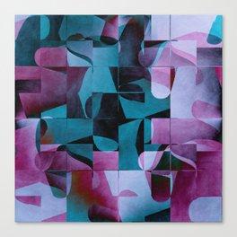Pattern 2017 004 Canvas Print