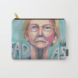 Elizabeth Warren is a Bad Ass Carry-All Pouch
